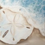 Virtual Paint and Sip – Sand Dollar Shore