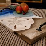 Paint and Sip – Sand Dollar Shore Breakfast Tray