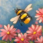Paint and Sip – Busy Bee's