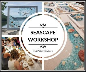 Seaglass Seascape Workshop