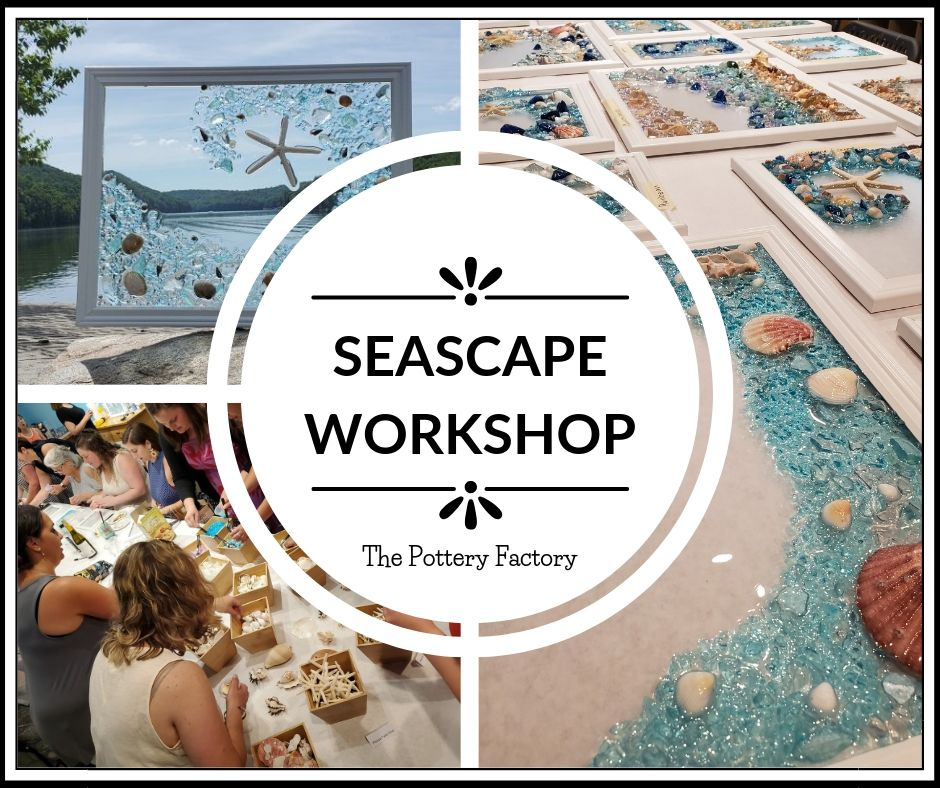 Seaglass Seascape Workshop