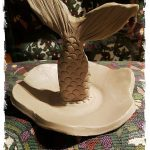 Mini Camp Clay Hand Building – Mermaid Tail Jewelry Dish