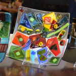 Glass Fusing Party for Stephanie and Friends