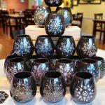 Mandala Wine Glass 10/12