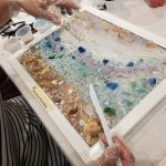 Seascape Resin Pour Workshop