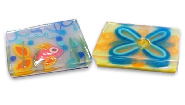 Soap Making in Studio